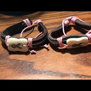 Accessories - Breast Cancer Awareness Bracelets